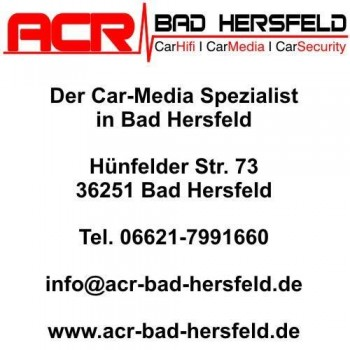 ACR Bad Hersfeld - Car-Media Spezialist
